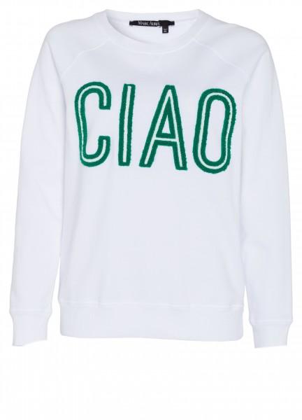 Sweater mit Schriftzug