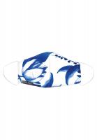 Mund-Nasen-Maske im floralen Design