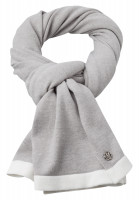 Schal mit Logo-Plakette