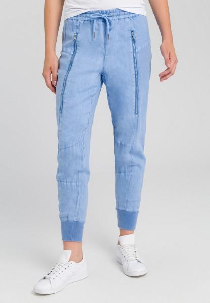 Jogpants mit Zip-Taschen