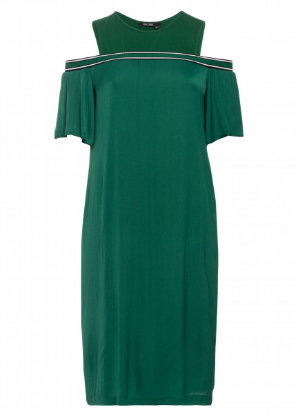 Kleid im Off-Shoulder-Look