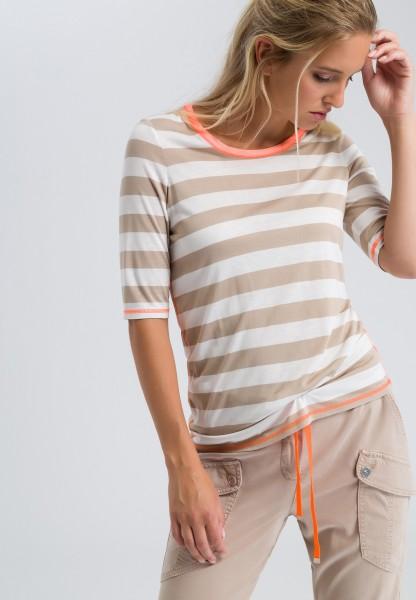 Shirt mit halblangen Ärmeln