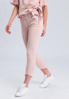 Jeans im Coloured-Denim-Look