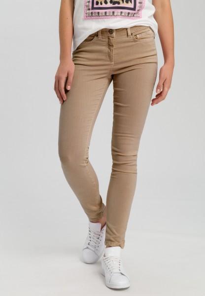 Jeans unifarben