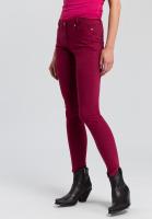 Five-Pocket-Hose im Skinny-fit