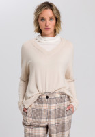 Pullover im Two-in-One Stil