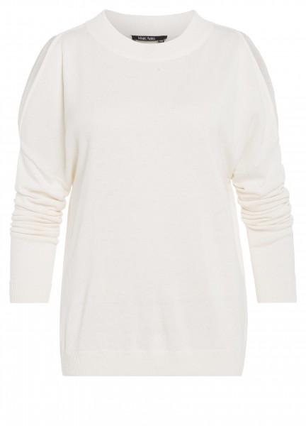 Pullover mit Shoulder-Cut