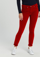 Skinny-Hose mit normaler Leibhöhe