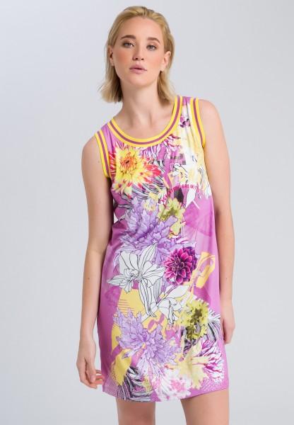 Kleid im Athleisure-Look