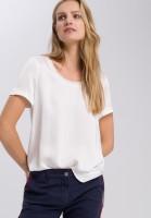 Bluse im T-Shirt Stil