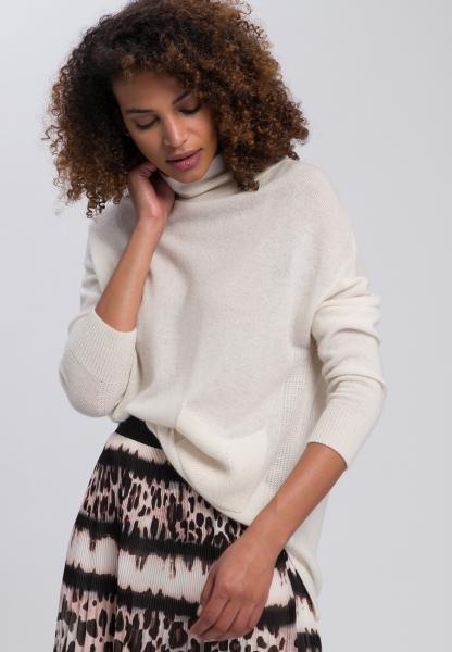 Oversize-Pullover aus Cashmere-Mischung
