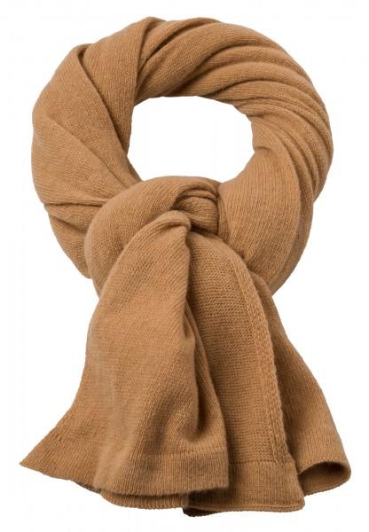 Schal aus Feinstrick