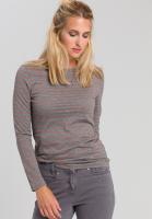 Shirt mit Lurexringel